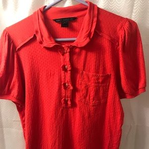 Marc by Marc Jacobs short sleeve knit shirt